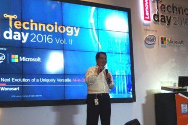 Lenovo Meluncurkan Solusi Penyimpanan Data dan Desktop Terbaru