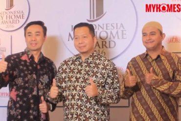 Persiapan Indonesia My Home Award 2016