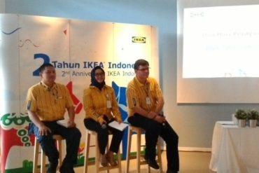 Perayaan Dua Tahun IKEA Indonesia adakan Rangkaian Kegiatan