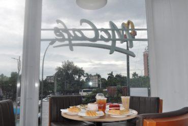 Konsep Baru Mc Café di Kawasan TB Simatupang