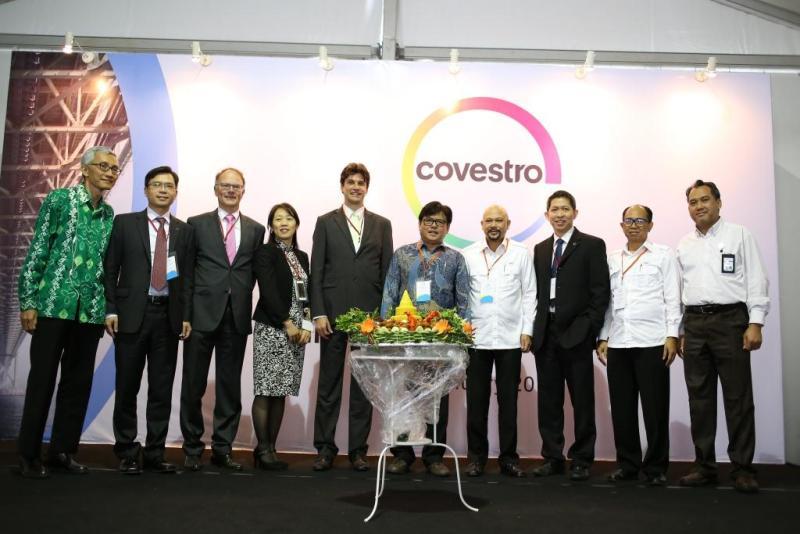 Memperkuat Pijakannya di Indonesia, Covestro Berkolaborasi dengan Pemerintah di Masa Depan