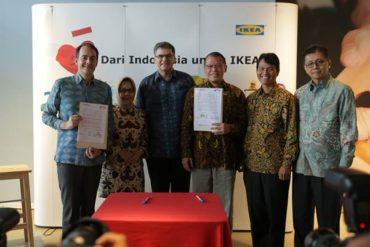 Produk Buatan Indonesia Dukungan dari IKEA