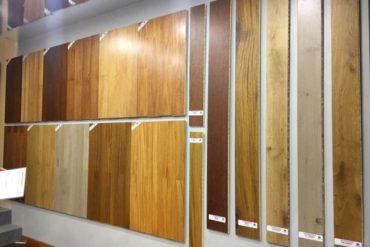 Lantai kayu, Keindahan Interior Alami