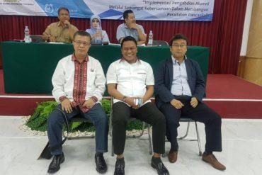 Trio Pengusaha Pimpin Alumni Universitas Pacasila