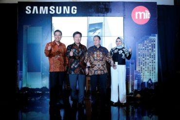 Samsung Luncurkan LED Outdoor Screen Panel  Terbesar di Indonesia