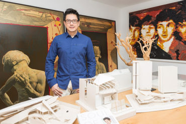 Cosmas Gozali, Pendiri Arsitek Of Atelier