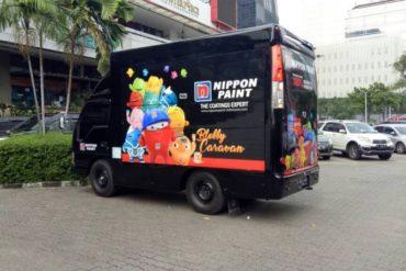 Pengalaman Baru Berinteraksi Dengan Cat Ala Nippon Paint