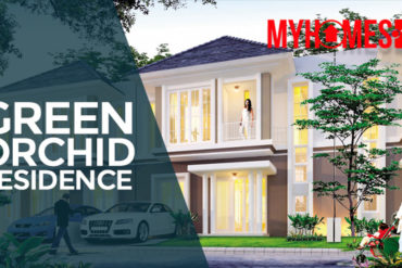 Green Orchid Residence - A New Level of Living