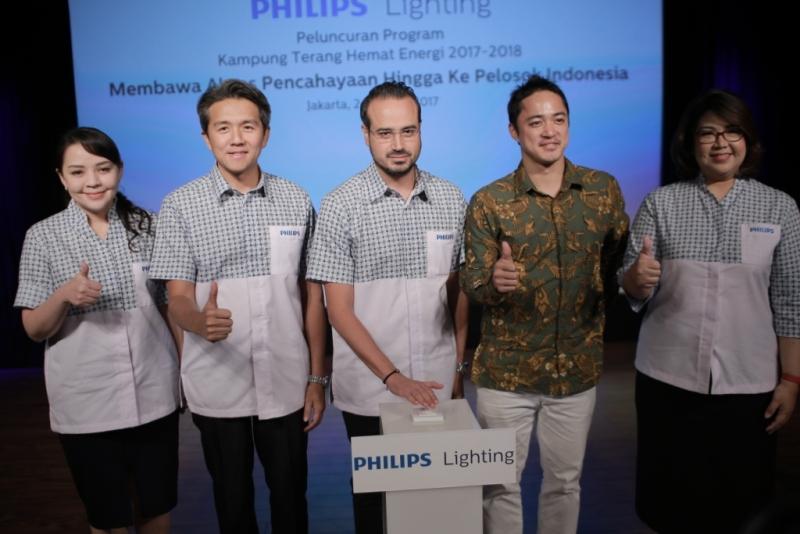 """Program """"Kampung Terang Hemat Energi"""" Bukti Kepedulian Philips Terhadap Masyarakat Indonesia"""