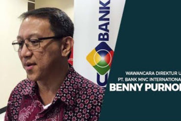 Wawancara Direktur Utama PT. Bank MNC International. Tbk