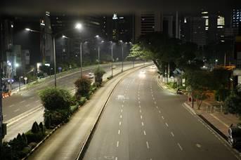Signify Raih Peringkat Tertinggi  untuk Lampu Penerangan Jalan Umum (PJU) Pintar