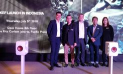 Jalin Kerjasama, KEF dan V2 Indonesia Hadirkan  Audio Sistem Kualitas Tinggi