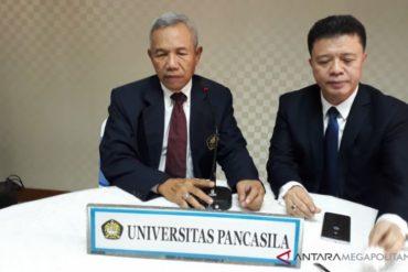 Universitas Pancasila Rehabilitasi Bangunan Di Lombok