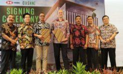 HSBC Resmi Menyewa CIBIS NINE, di Kawasan Eksklusif di Jakarta