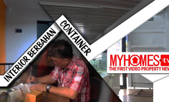 Alternatif Desain Interior Berbahan Container
