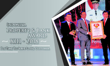 Profile Indonesia Property & Bank Award Ke 13 Tahun 2018