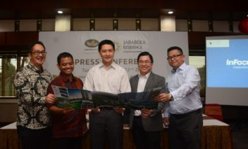 Tahun 2019, Jababeka ResidenceTargetkan Penjualan Penjualan Rp 1 Triliun