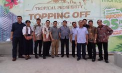 Pohon Group Lakukan Topping Off Montsera