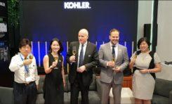Kohler Pamerkan Produk Kamar Mandi  Untuk Hidup Lebih Berkualitas