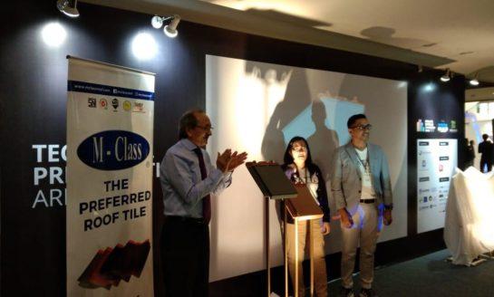 M-CLASS Hadirkan Genteng Keramik Berglazur Terbaru