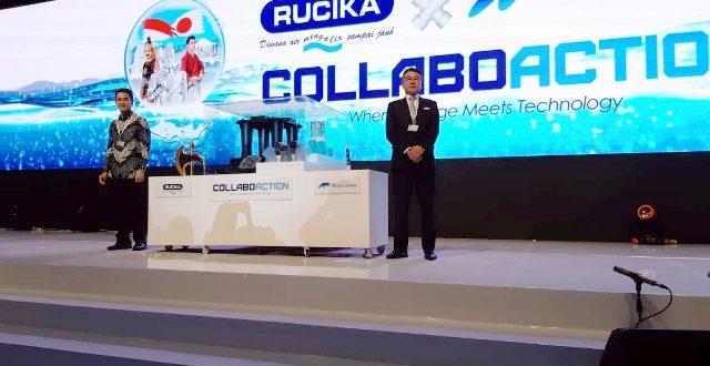 Perluas Bisnis Perpipaan, Rucika Kolaborasi Dengan Maezawa Kasei Industries  
