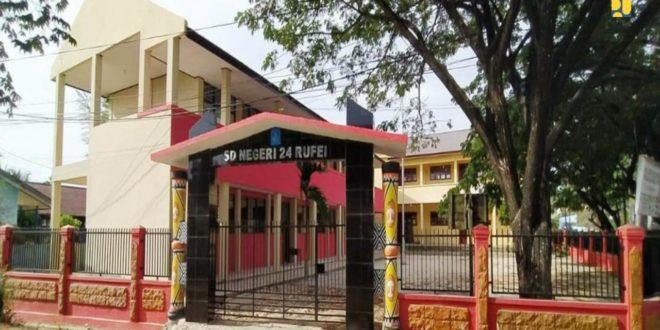Tingkatkan Kualitas, 68 Sekolah dan 7 Madrasah di Papua Barat di Rehab  