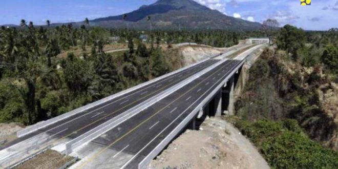 Tol Manado – Bitung Sepanjang 26 kmDitargetkan Beroperasi April 2020  